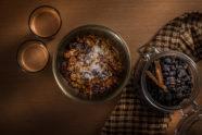 Vanilla, Cranberry, Quinoa Muesli