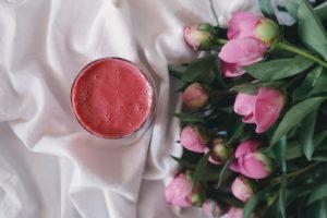 Watermelon, Strawberry, Bell Pepper Cooler