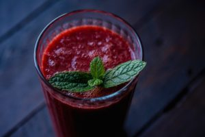 The Antioxidant: Beetroot & Pomegranate