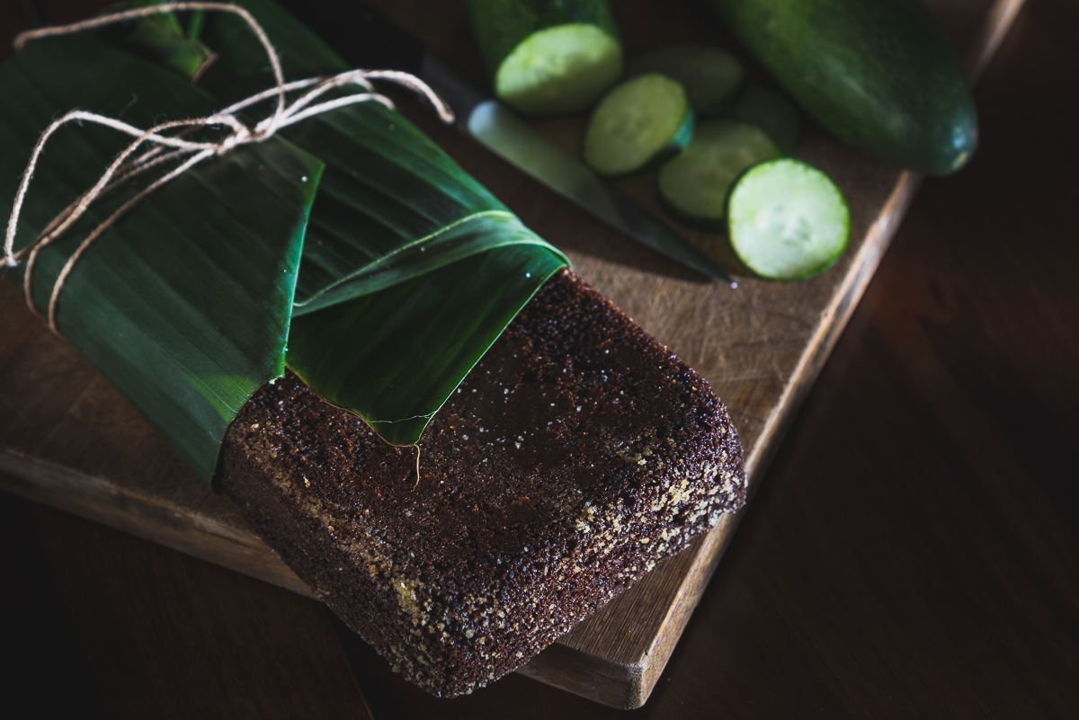 Cucumber Chocolate Bread Recipe