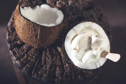 Thai Coconut Icecream Recipe