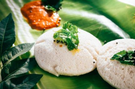 Gluten-free Rice Idli Recipe | vegan