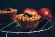 Apple Raisin Cinnamon Muffins