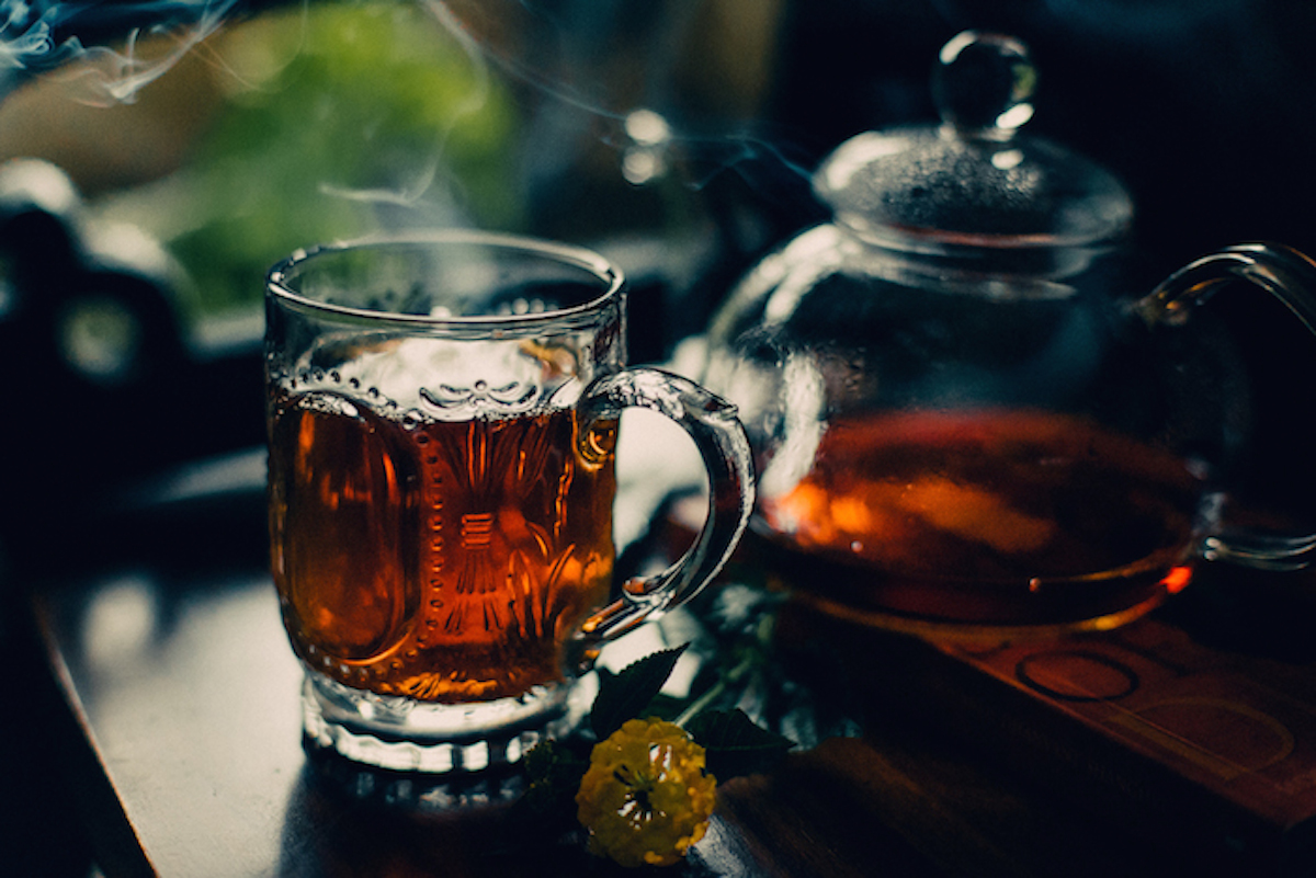Darjeeling Tea Recipe