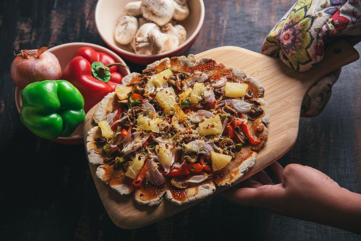 Gluten-free pizza recipe