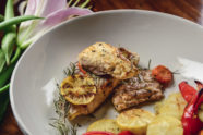 rosemary fish recipe