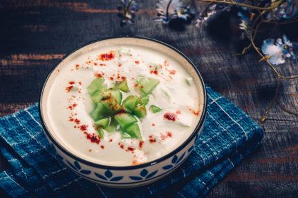 Cucumber Raita Recipe