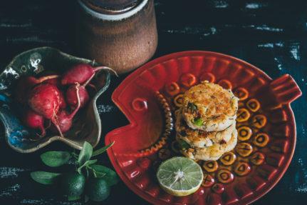 Easy Gluten-Free Fish Cake