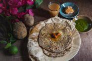 Gluten Free Aloo Paratha Recipe