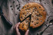Gluten Free Flourless Peanut Butter Ginger Cake