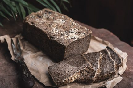 Most delicious gluten free buckwheat bread recipe