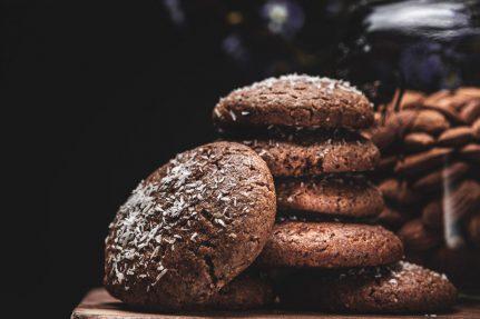 Flourless healthiest almond butter gluten-free cookies