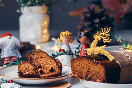 World's easiest  glutenfree christmas cake