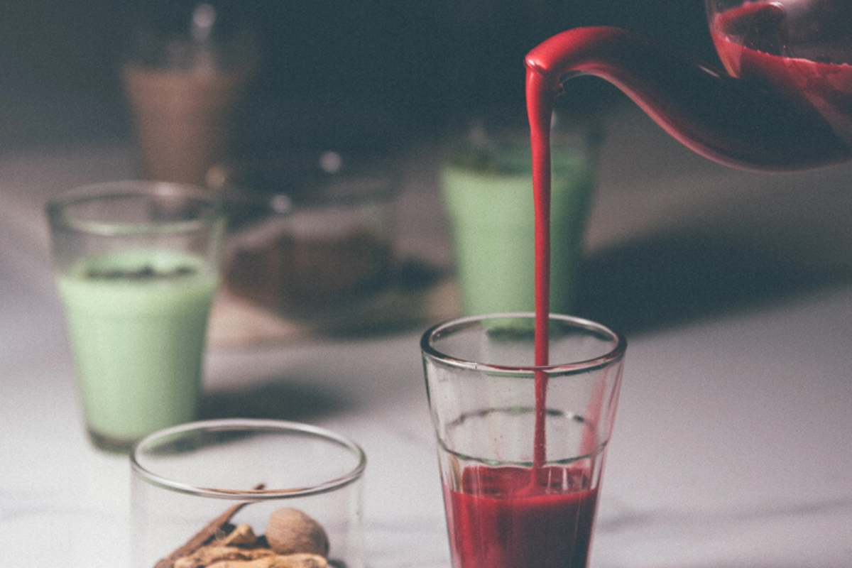 Beetroot, Matcha & Chocolate Chai-Healthy teas you must consume everyday