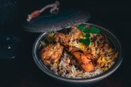 Gluten Free Dinner Chicken Biryani Recipe