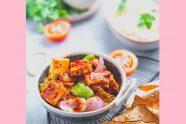 Gluten Free Kadhai Tofu/Paneer Recipe