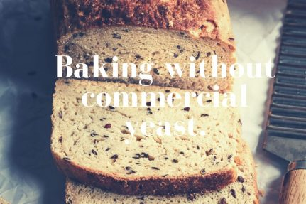 Glutenfree baking without yeast