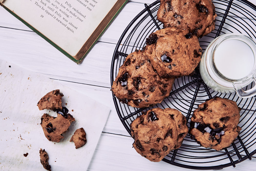 40 – hour chocolate chip cookie | Inspired by TASTY | Glutenfree
