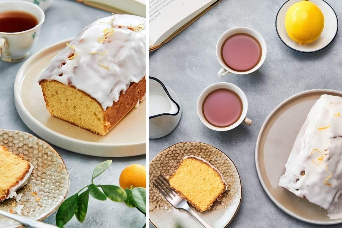 How to make moist lemon cake   Fail Proof   Easy cake Recipe   Gluten-free